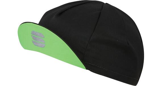 Sportful Infinite Nakrycie głowy zielony/czarny